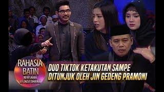 Video Duo TikTok Ketakutan Sampe Ditunjuk Oleh Jin Gedeng Pramoni - Rahasia Batin (29/3) MP3, 3GP, MP4, WEBM, AVI, FLV Mei 2019
