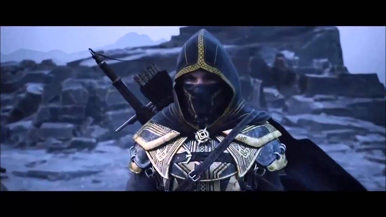 Elder Scrolls Online: видео - TESO (Clint Mansell - Lux Aeterna)