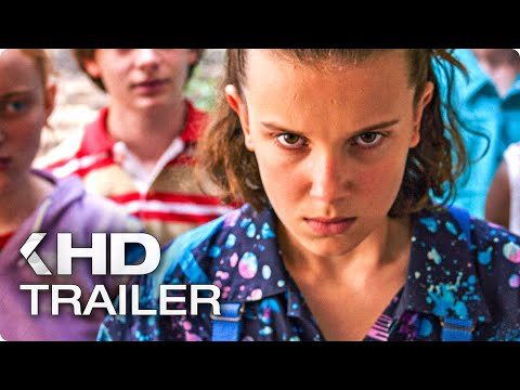 STRANGER THINGS Season 3 Final Trailer (2019) Netflix