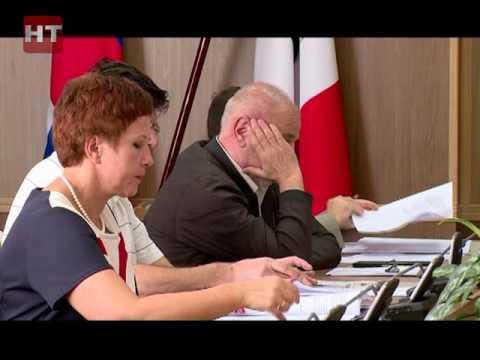 Состоялось заседание комитета по социальной политике Новгородской областной Думы