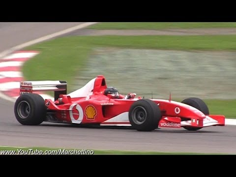 formula - Over the years I had the opportunity to film many Ferrari F1s from different eras (from the early V6 turbo to the V10, V12 up to the most recent V8) and with...