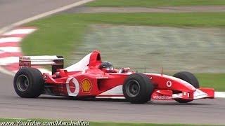 BEST Formula 1 Sounds - V6, V8, V10 and V12