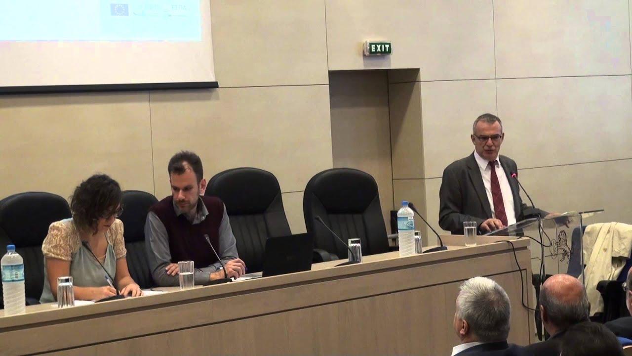 Επιχειρηματικότητα και Καινοτομία Εντός Αθηνών 25/11/2015