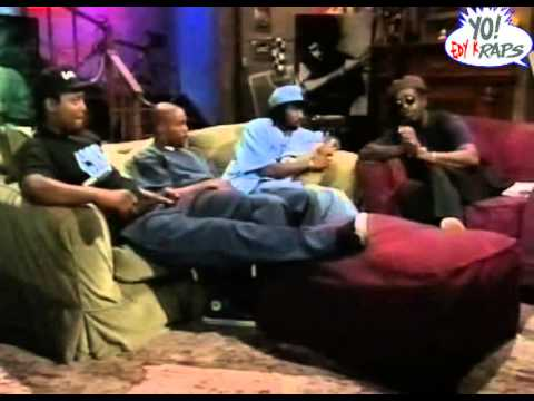 MC Eiht – Interview @ Yo MTV Raps 1994 (HQ)