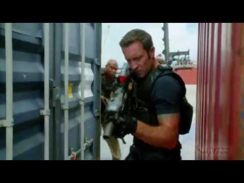 Hawaii Five-0 - Best action scenes, Season 5
