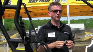 10. Can-Am Commander 1000 UTV Engineering Part 1 - A Look at the Commander UTV from CanAm