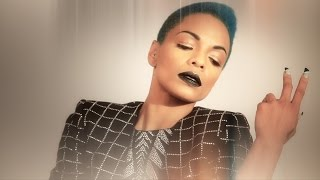 Sharaya J UNTITLED MAGAZINE COVER SHOOT (Behind The Scenes video)