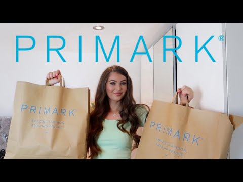 NEW IN PRIMARK TRY ON HAUL | AUGUST 2020