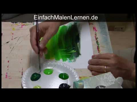 Malkurs – Malen mit Acryl (1 von 5)