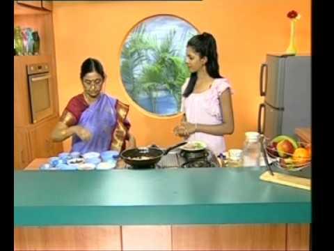 Punjabi & Gujarati Recipes - Chana Masala Chava - Suse Ma Sweet - 01