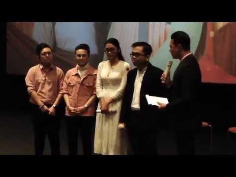 0 Huỳnh Lập, Quang Trung, Lâm Khánh Chi 'làm loạn' MV Duyên Mình Lỡ của Hương Tràm