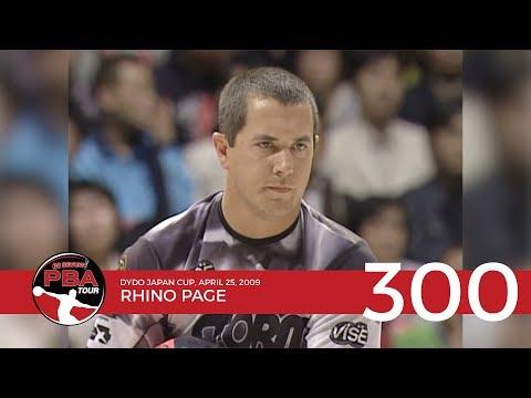 Perfect Game : Rhino Page