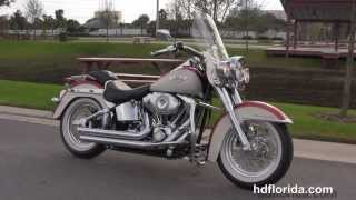 7. 2008 Harley Davidson Softail Deluxe - Used Motorcycles for sale