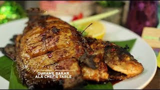 Video Chef's Table - Gurame Bakar Ala Chef's Table MP3, 3GP, MP4, WEBM, AVI, FLV Mei 2019