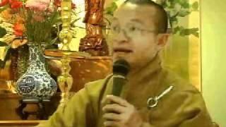 Hạnh Phúc Trong Già Và Chết - Phần 1/2 - Thích Nhật Từ