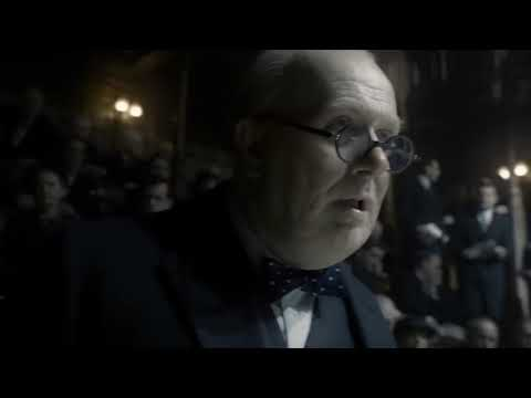 Darkest Hour (2017) - We Shall Fight (Including Cut Scenes From Other Films)