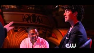 Funny John Rich and Joe Jonas moment On The Next