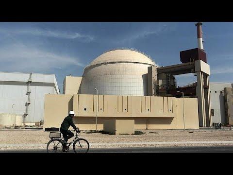 En Iran, la terre tremble près d'une centrale nucléaire