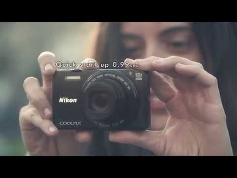 Nikon COOLPIX S7000: Creativity at any distance - YouTube