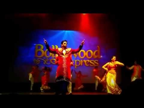 Bollywood express in Russia (видео)