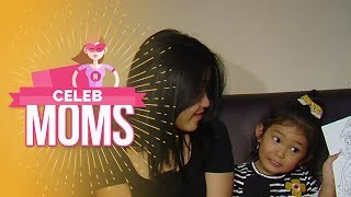 Video Celeb Moms: Ayu Ting Ting, Bilqis Mewarnai - Episode 19 MP3, 3GP, MP4, WEBM, AVI, FLV Juli 2018