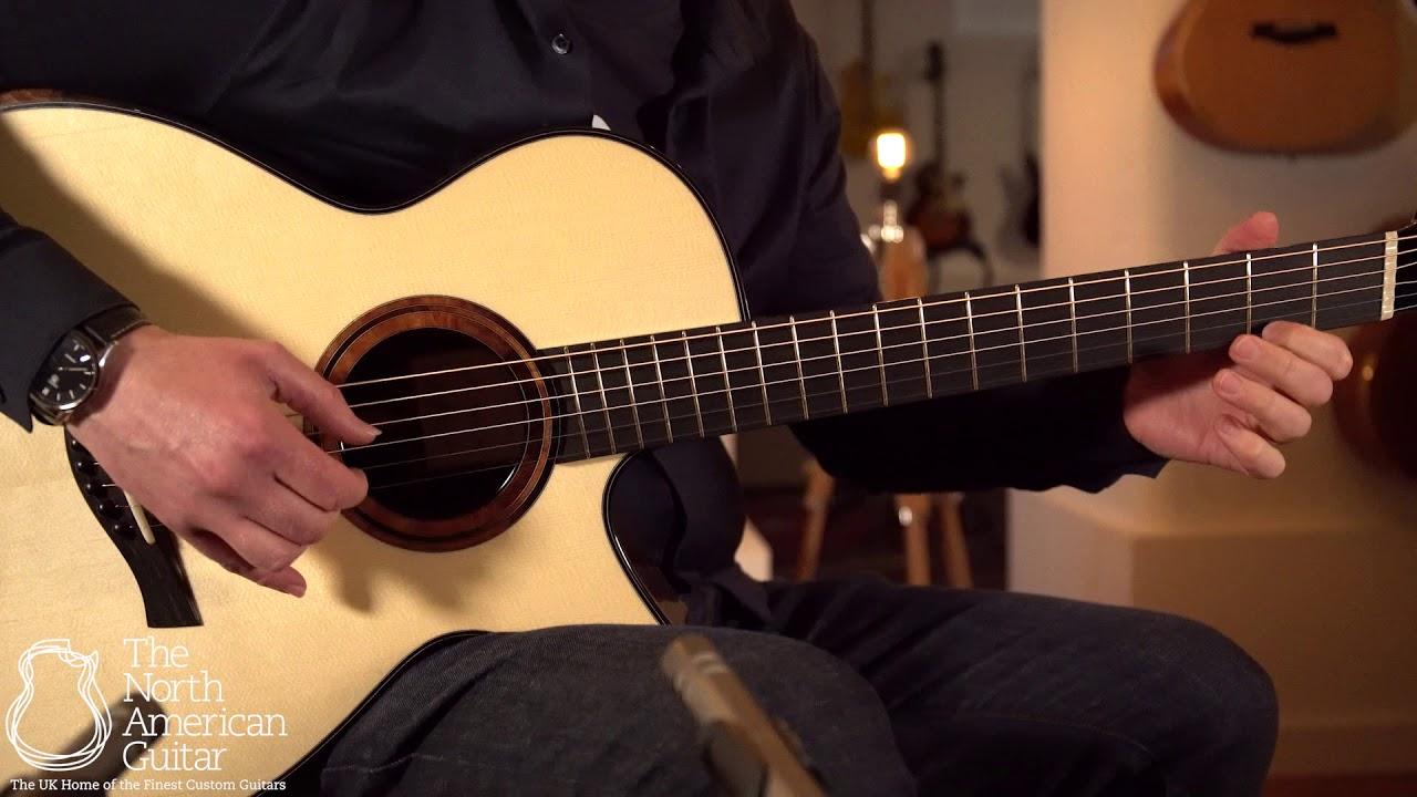 Taran Tirga Mhor Fan Fret Acoustic Guitar Played By Stuart Ryan (Part 2)
