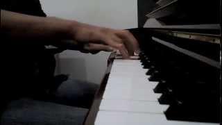 Piano cover, jodoh pasti bertemu