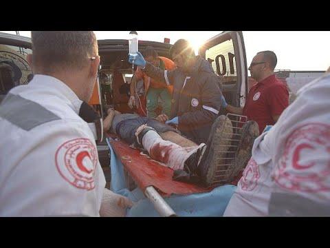 Πώς επιβιώνεις από τους τραυματισμούς στη Λωρίδα της Γάζας;…