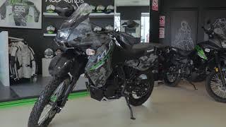 8. Kawasaki KLR 650 2017 | Reseña | Somos Moto | Peru