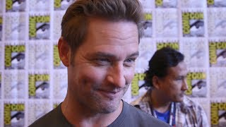 Today's episode is brought to you by T-Mobile. With unlimited data, you can fuel your fandom like never before on America's Fastest Unlimited LTE Network. Nobody does unlimited like T-Mobile. http://bit.ly/2uAVOhvMore Celebrity News ►► http://bit.ly/SubClevverNewsColony's Josh Holloway spills on what he knows about the show's season 3 and talks about spending his birthday at Comic Con 2017.For More Clevver Visit:There are 2 types of people: those who follow us on Facebook and those who are missing out http://facebook.com/clevverKeep up with us on Instagram: http://instagr.am/ClevverFollow us on Twitter: http://twitter.com/ClevverTVWebsite: http://www.clevver.com Add us to your circles on Google+: http://google.com/+ClevverNewsTweet Me: http://www.twitter.com/