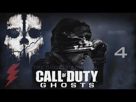 Call of Duty Ghosts Прохождение На Русском #4 — Павший