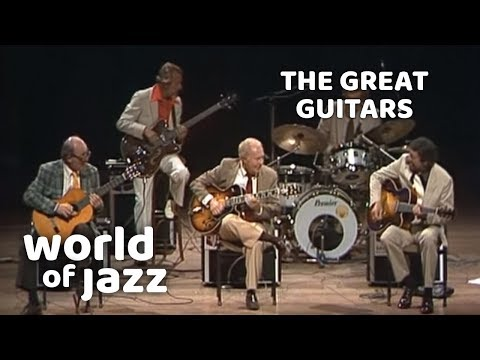 Charlie Byrd, Herb Ellis, Barney Kessel – The Great Guitars (North Sea Jazz Festival-1982)