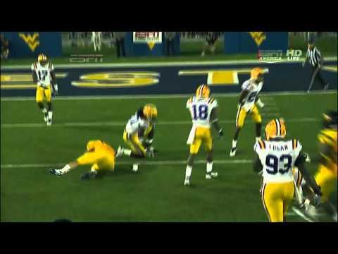 Geno Smith vs LSU 2011 video.