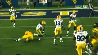 Geno Smith vs LSU (2011)