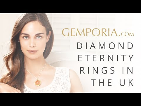 What is A Diamond Eternity Ring?