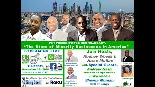 The State Of Minority Businesses In America - Part 1