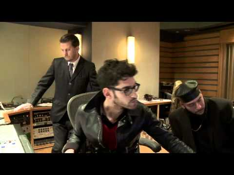 Video: Chromeo Make Worlds Smallest Album?