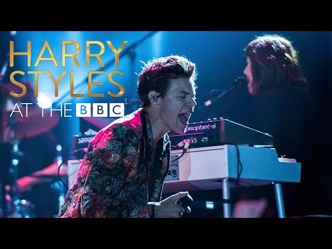 Harry Styles - Carolina (At The BBC)