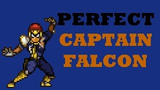 [TAS] SSF2 Perfect Captain Falcon