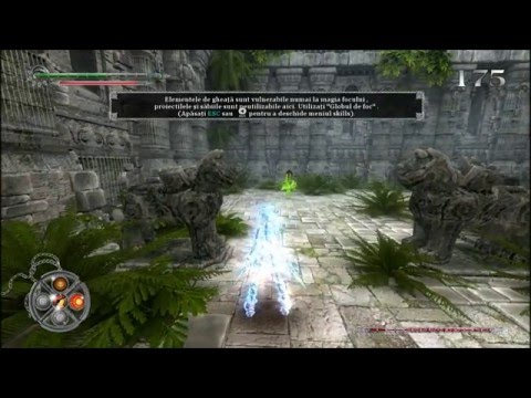 X-Blades Gameplay PC HD