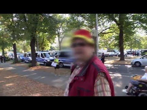»Hutbürger«: Dresdner Pegida-Sympathisant und Ex-LKA-Mitarbeiter fordert Entschädigung vom ZDF