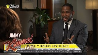 Jimmy Kimmel on R. Kelly's Insane Interview