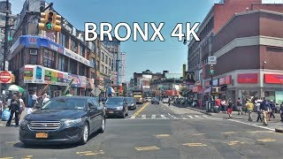 New York (NY) United States  city images : Driving Downtown - Bronx New York City NY USA