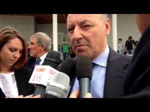 Beppe Marotta a Varese, il punto sulla Juve