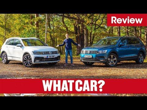 VW Tiguan & Tiguan Allspace in-depth review & comparison | What Car?