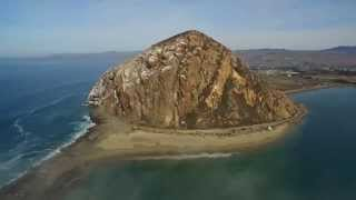 Morro Bay (CA) United States  city images : MORRO BAY CALIFORNIA (shot by drone (inspire 1 4K )
