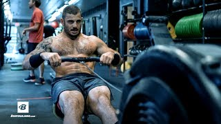 When people discount you, embrace it. It's your chance to prove them wrong. Don't shy away from adversity. Attack your fears with advice from 2016 CrossFit Champion Mat Fraser.Get Mat Fraser's Favorite NF Sport Supplements ► http://bbcom.me/2t8L2uYStrongest Deals of the Week ► http://bbcom.me/2sjigHKMathew Fraser earned the title of Fittest Man on Earth at the 2016 Reebok CrossFit Games. The victory was three years in the making, after he took back-to-back second-place finishes in 2014 and 2015. In 2014, Fraser's debut Games appearance, he earned the Rookie of the Year award for his efforts. Known for his hatred of second place, Fraser was unsatisfied with his consecutive silver finishes, and though he won the worldwide Open in 2015 and swept his region (EAST) with a dominate performance in 2016, it wasn't until he stood atop the podium at the Games in 2016 that he showed signs of celebration. A former U.S. Olympic Weightlifting team hopeful, with a return from major back surgery in 2011, retired from his weightlifting career and has been a CrossFit athlete since 2012.============================================= Recommended Supplements NF Sports Hydrate ► http://bbcom.me/2sjsjMM- All Natural Hydration Mix Powder For Suppling Electrolytes- Available In 4 Unqiue FlavorsNF Sports NutriWhey Protein ► http://bbcom.me/2siYWKr- Natural Whey Protein For Supporting Muscle Recovery*- Includes 23 Grams Of Protein Per ServingNF Sports Pre-Workout ► http://bbcom.me/2sj5p8r- Pre-Workout Powder For Supporting Energy*- Includes Creatine Monohydrate And L-Tyrosine============================================= Bodybuilding.com Sales & Specials ► http://bbcom.me/2pWx520Fitness Articles ► http://bbcom.me/2pWwWf0#1 Online Supplement Store ► http://bbcom.me/2pWpLU3Free Fitness Plans ► http://bbcom.me/2pWy0iV#1 Women's Fitness Site ► http://bbcom.me/2pWqLrr============================================= Follow Us YouTube ► http://bit.ly/1RSJFa4Facebook ► http://on.fb.me/1lomhprInstagram ► h