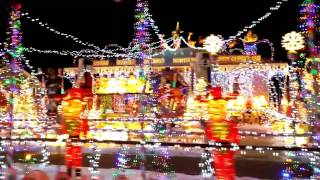 Billings (MT) United States  city pictures gallery : #5 Best Christmas Lights in USA, Billings MT