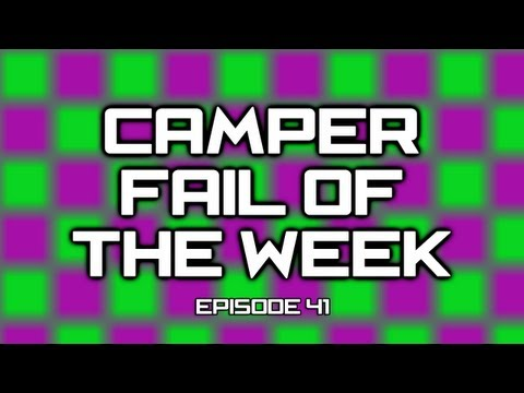 250k Q&A Announcement / Camper Fail of the Week Episode 41 (Black Ops 2)