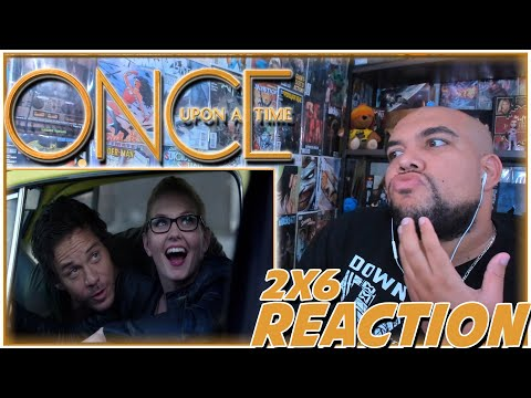 """Once Upon a Time Reaction Season 2 Episode 6 """"Tallahassee"""" 2x6 REACTION!!"""